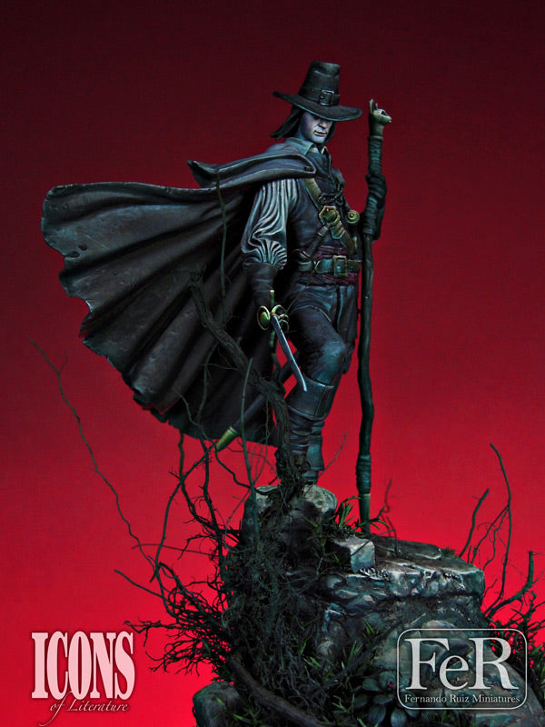 LIT00001 - Solomon Kane ( Scale 75 mm)