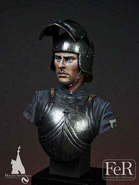 MHB00006 - Swiss Mercenary, 1470 (Scale 1/12)