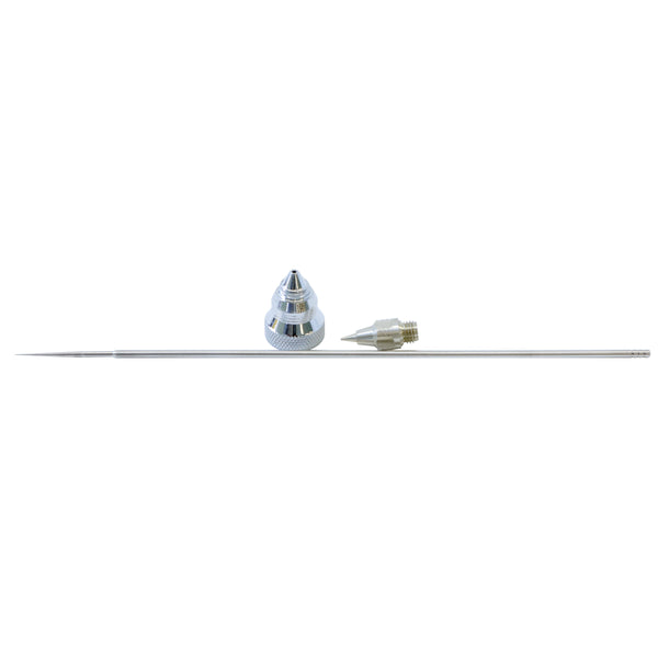 T-227-3- Paasche Size 3 (0.66mm) tip needle & aircap