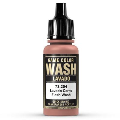 73.204 Flesh Wash - Vallejo Game Color Wash