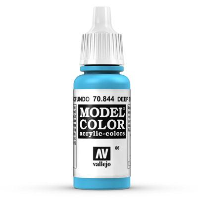 70.844 Deep Sky Blue (Matt) - Vallejo Model Color