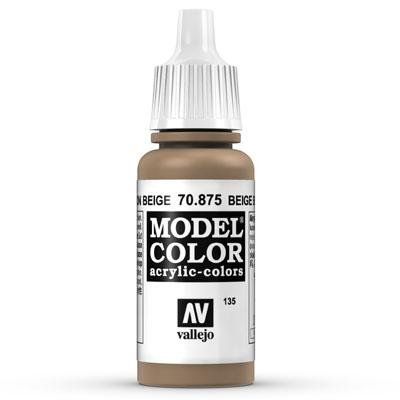 70.875 Beige Brown (Matt) - Vallejo Model Color - Supernova Studio