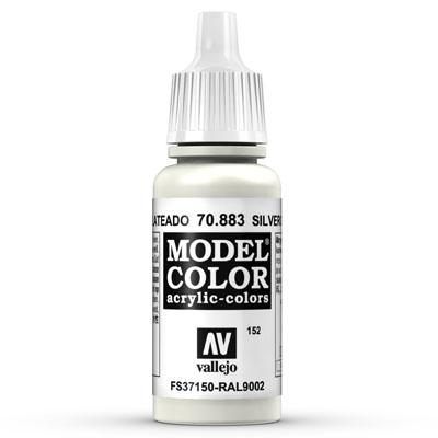 70.883 Silver Grey (Matt) - Vallejo Model Color