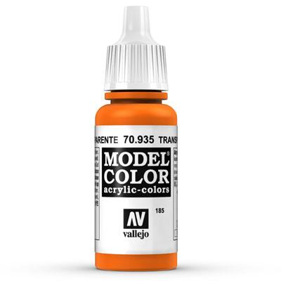 70.935 Transparent Orange (Transparent) - Vallejo Model Color - Supernova Studio