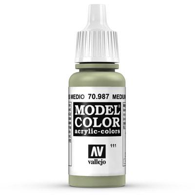 70.987 Medium Grey (Matt) - Vallejo Model Color
