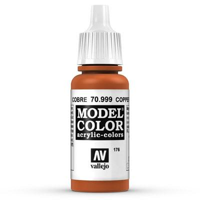 70.999 Copper (Metallic) - Vallejo Model Color