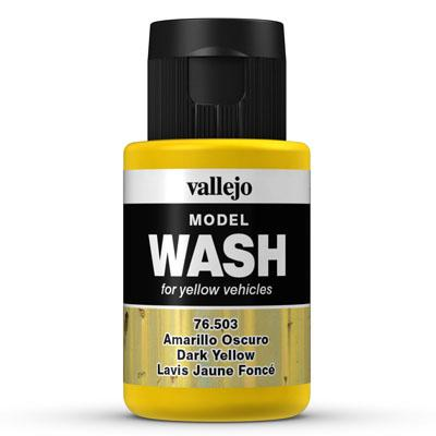 76.503 Dark Yellow - Vallejo Model Wash - Supernova Studio