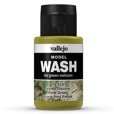 76.512 Dark Green - Vallejo Model Wash