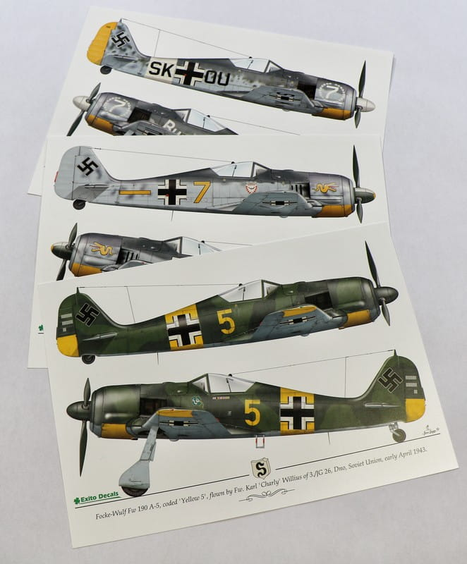ED48002 - Wulf Pack Vol 1 -  1:48