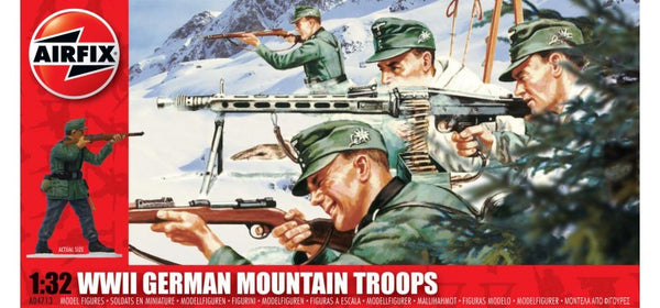 A04713 - Airfix 1/32 German Mountain Troops