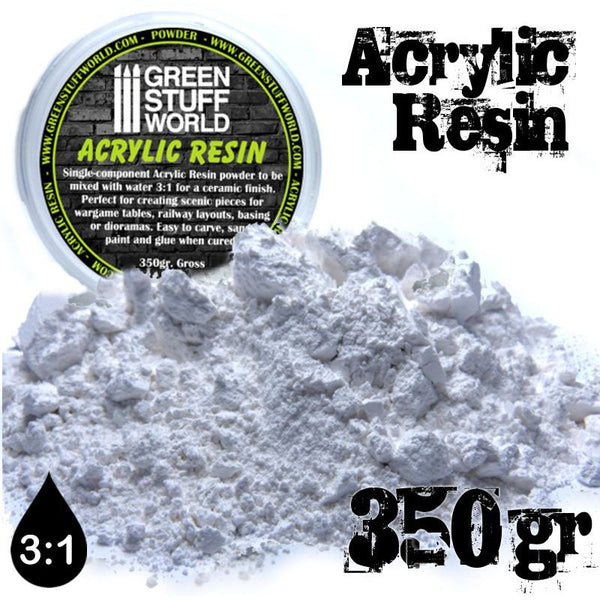 9346 - Acrylic Resin Powder 350 grams