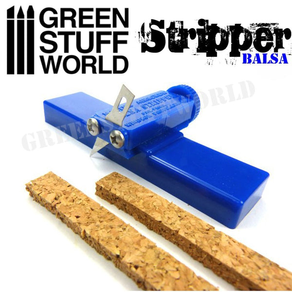 Balsa Stripper (Strip Cutter, Multi-material)