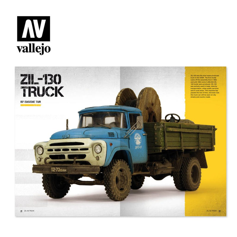75.012 Painting & Weathering Civil Vehicles
