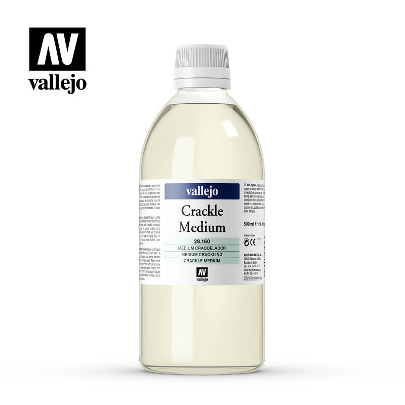 28.160 - Crackle Medium - 500 ml