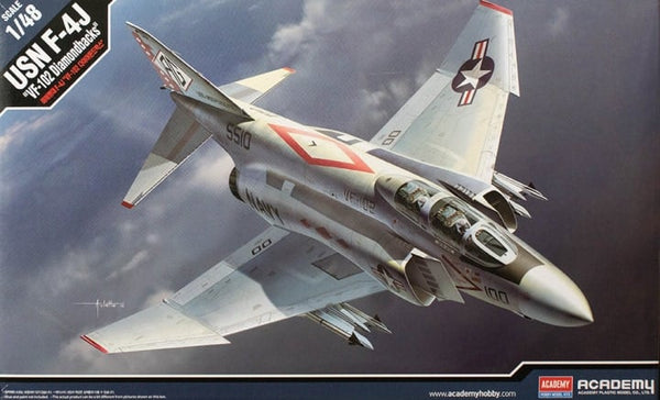 ACA12323 - 1/48 F-4J VF102 Diamondbacks