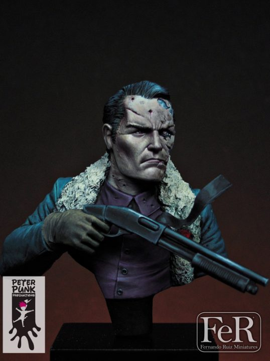 PPK00012 - The Executor, 2089 (Scale 1/16)