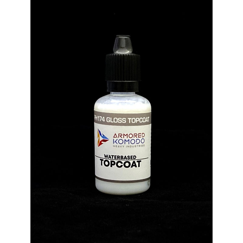 PH174 - Armored Komodo - Gloss Topcoat Waterbased Acrylic 30 ml