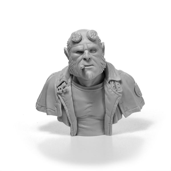 Big Red Bust 1/10 Resin Kit