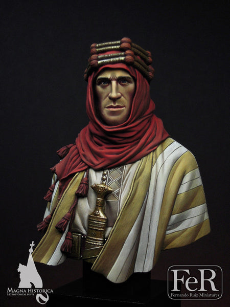 MHB00010 - Lawrence of Arabia Aqaba, 1917
