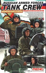 MHS007 - Russian Armed Force Modern Tank Crew ( 5 Figures )