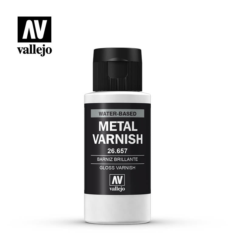 26.657 Metal Color Varnish 657 60 ml  - Auxiliary - Supernova Studio