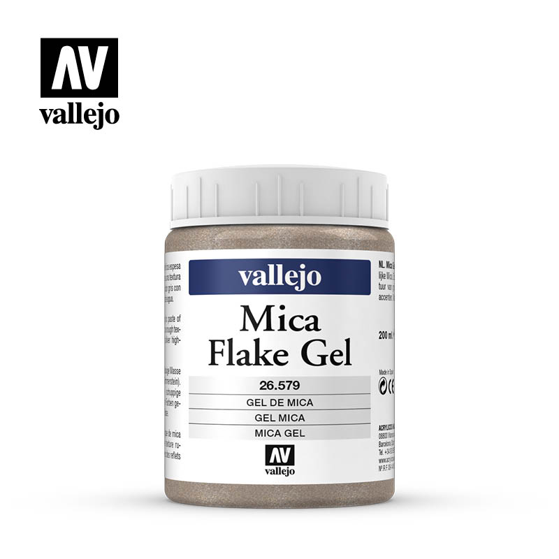 26.579 - Mica Flakes 200 ml