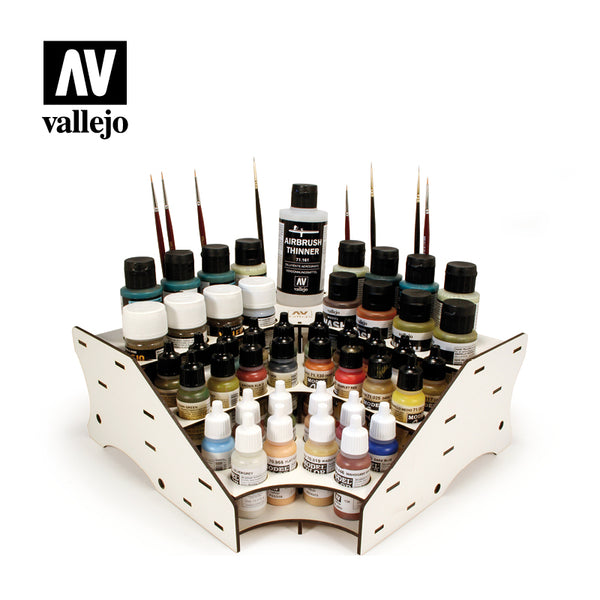 26.008  Display : AV Corner Paint - Vallejo Accessories - Supernova Studio