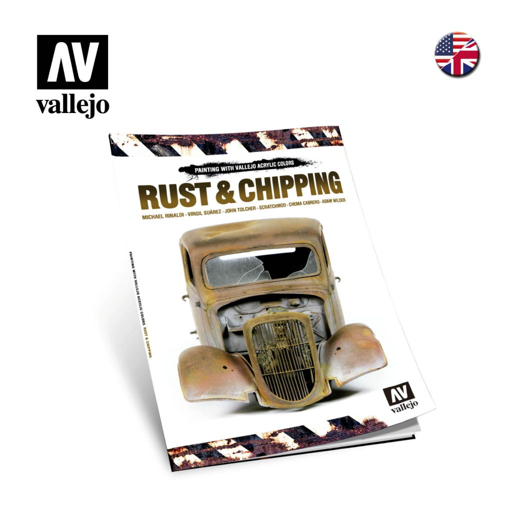 75.011 Rust & Chipping Techniques - Supernova Studio