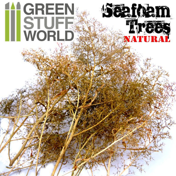 9345 - Seafoam Trees Mix