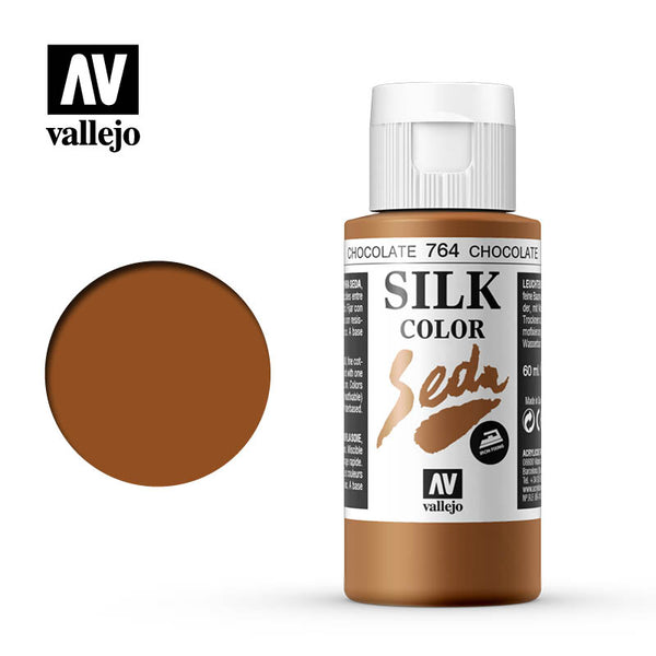 43.764 - Chocolate - Silk Color 60 ml