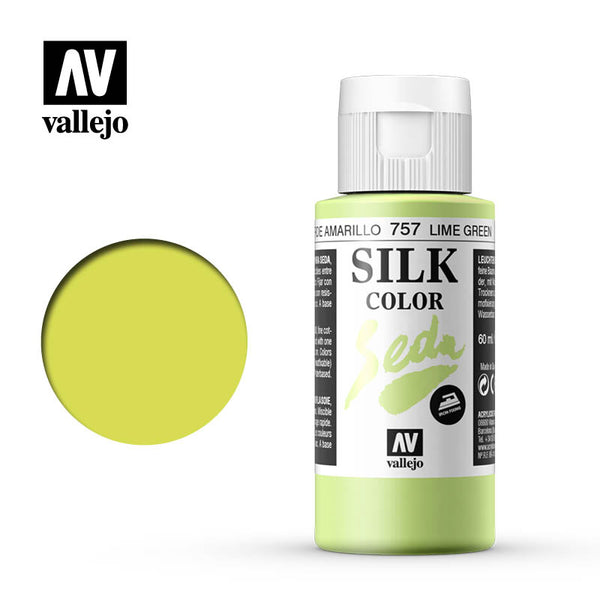 43.757 - Lime Green - Silk Color 60 ml