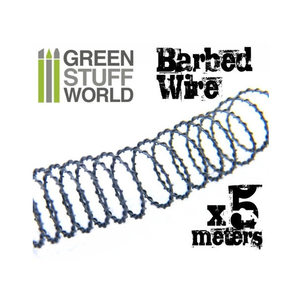 9102 - Model Barbed Wire 1:35 scale