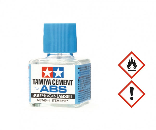 Tamiya Cement for ABS  - 40 ml