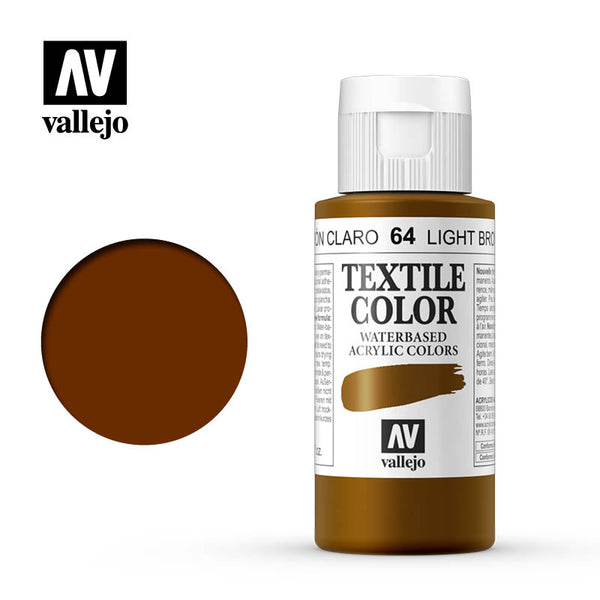 40.064 -Tobacco - Opaque - Textile Color - 60 ml