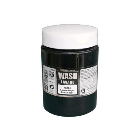 73.301  Game Color Dipping Formula 200 ml - Black