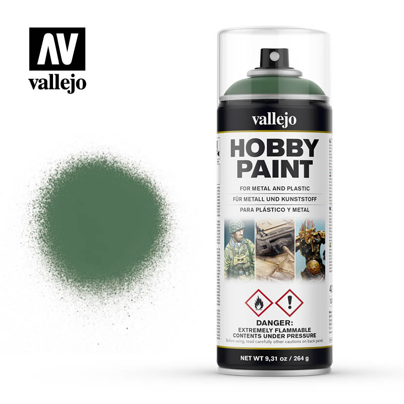 28.028 - Sick Green Primer in Spray - 400 ml