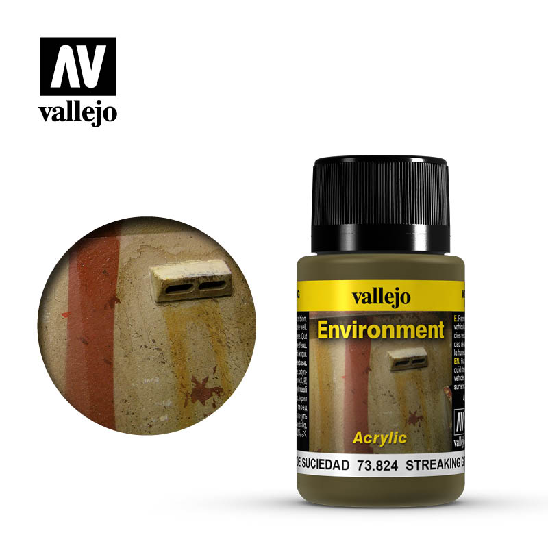 73.824 Streaking Grime - Vallejo Weathering Effects
