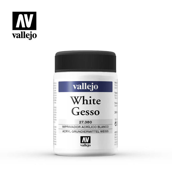 27.380 - White Gesso 240 ml