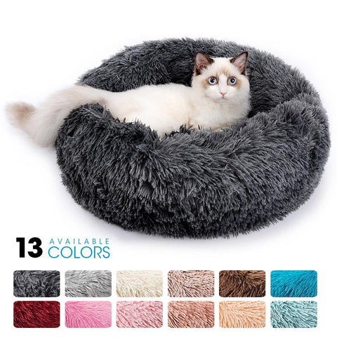 Calming Cat Bed | The Cat Paradise