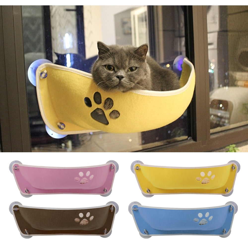 Cat Window Bed <br/> Cat Paw - The Cat Paradise
