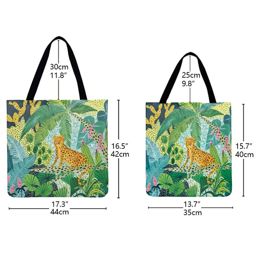 Cat Tote Bag <br> Cat and butterfly - The Cat Paradise