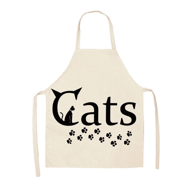 Cat Apron <br> Cats - The Cat Paradise