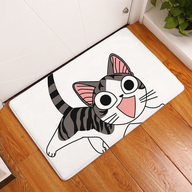 Cat Mat <br> Obedient cat - The Cat Paradise