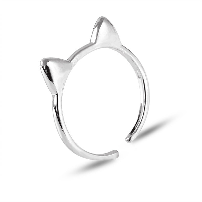 Cat Ring - Cats Ears - The Cat Paradise
