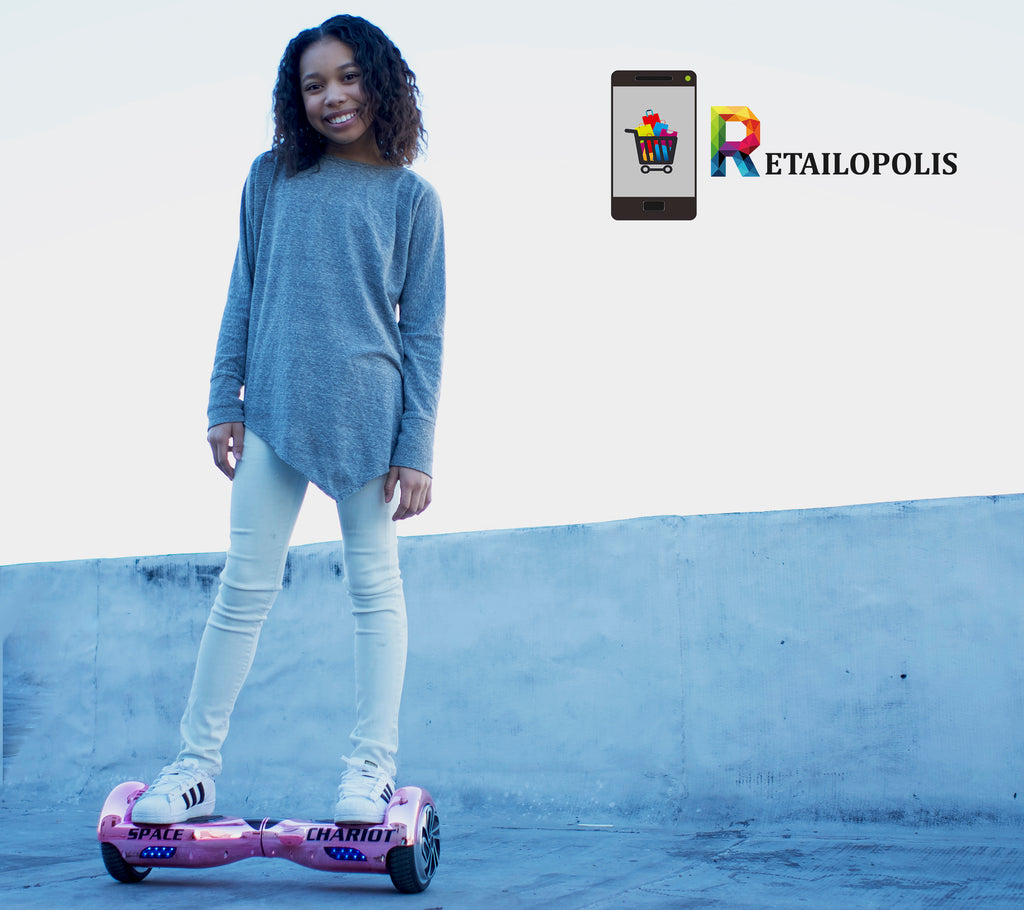 Actress Kyla Drew rocks with Retailopolis!