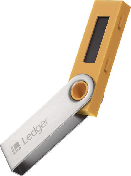 Ledger Nano S Wallet - Cryptocurrency Cold Storage - Retailopolis