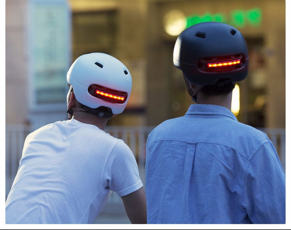 Waterproof Back-Light Bicycle Helmet - Retailopolis
