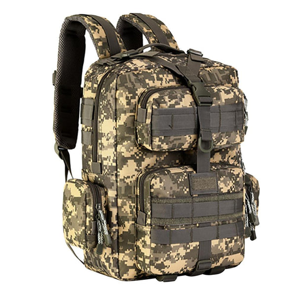 Waterproof Military Tactical Backpack Hiking Bug Out Bag