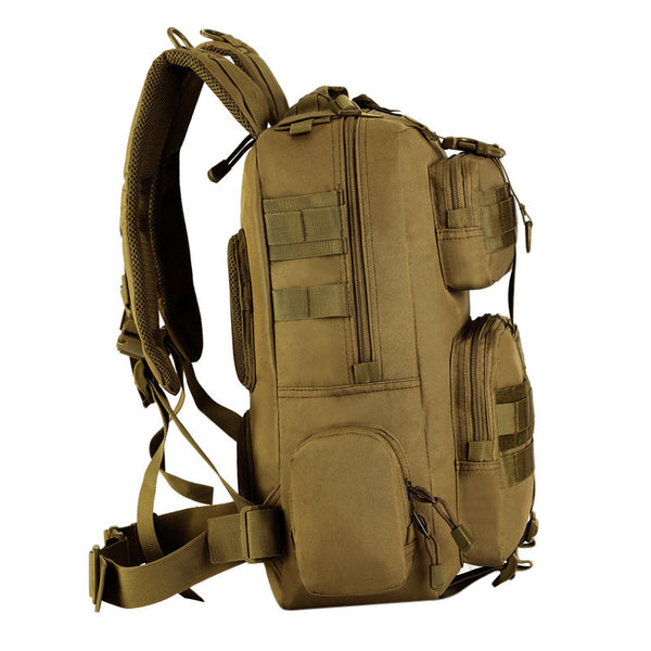 Waterproof Military Tactical Backpack Hiking Bug Out Bag - Retailopolis