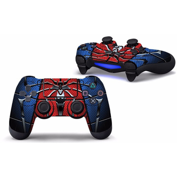 Cool Trendy Controller Skin Stickers Decals for PS4 Controllers - Retailopolis